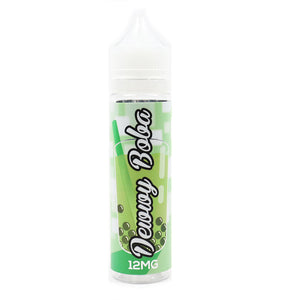 Dewwy Boba E-Juice - Honeydew Milk Boba Tea E-Liquid (60ml)