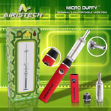 Micro Duffy 3-in-1 Vaporizer Pen Kit for Oil,Wax,Herb (500mah)