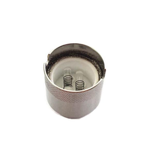 Max Atomizer Replacement Coils (Dual Coil Quartz, Ceramic or Spiral)