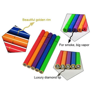 E-Shisha Hookah Vapor Sticks (5 flavor pack, 500 puff each)