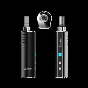 Ecapple iV-1 Herb/Wax Vaporizer Starter Kit