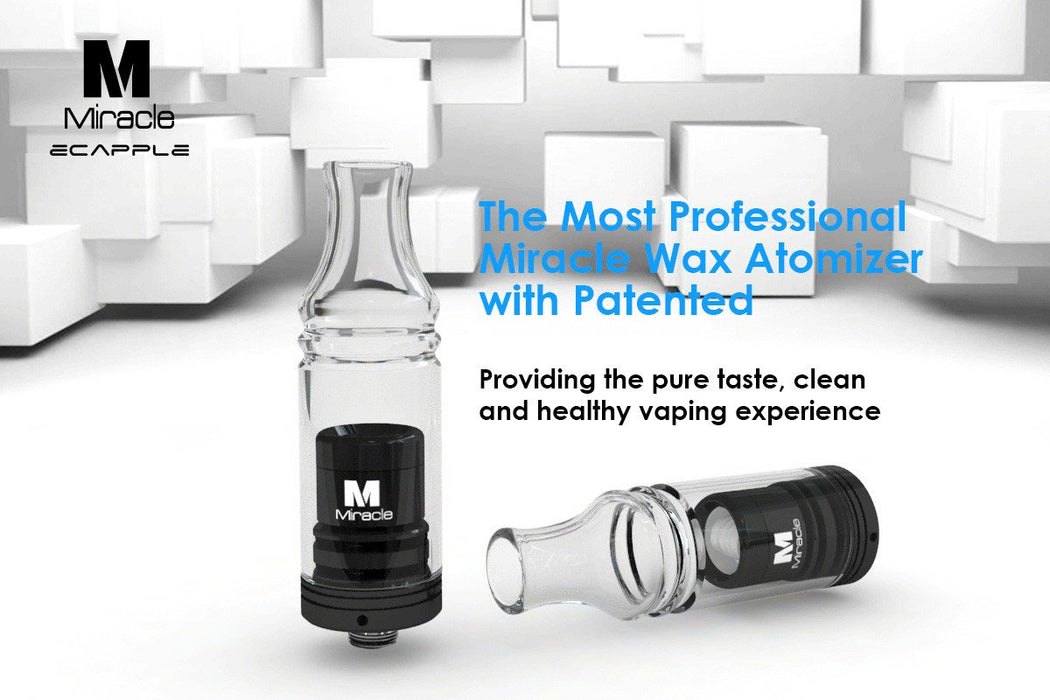 Ecapple Miracle Atomizer for Wax Concentrates