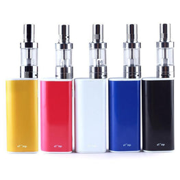 ECT eT30P 30W Box Mod Starter Kit + Fog Mini Atomizer Tank
