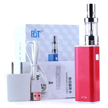 Load image into Gallery viewer, ECT eT30P 30W Box Mod Starter Kit + Fog Mini Atomizer Tank