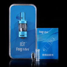 Load image into Gallery viewer, ECT Fog Mini Tank Atomizer - 2.5ml