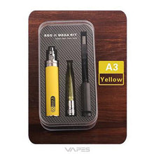 Load image into Gallery viewer, EGO II MEGA Vape Pen Starter Kit (2200mAh)