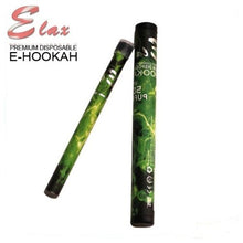 Load image into Gallery viewer, Elax E-Hookah Electronic Hookah Pen Vape (500 puff)