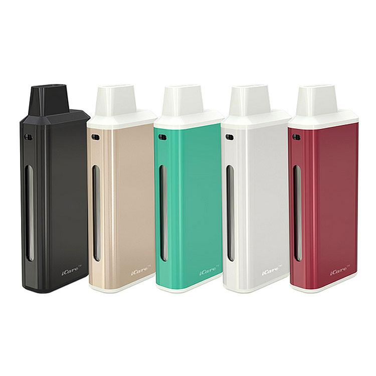 Eleaf Icare Starter Kit Cute And Tiny All In One Vape Mod