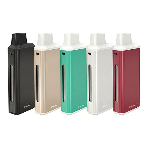 Eleaf iCare Starter Kit All-in-One E-Liquid Vape Mod (650mAh)