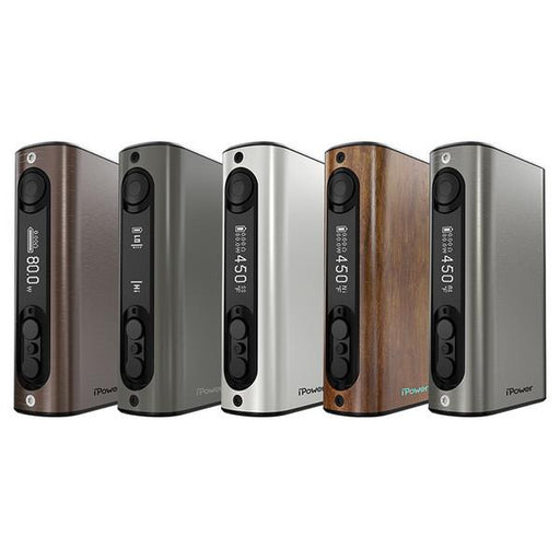 Eleaf iPower 80W TC Box Mod with 5000mAh Battery