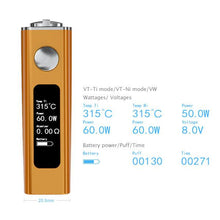 Load image into Gallery viewer, Joyetech eVic-VT Temperature Control 60w Mod Kit