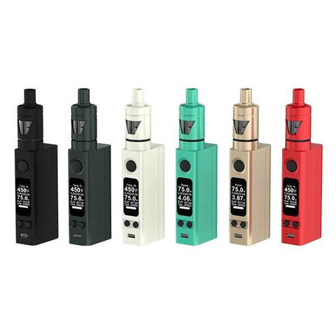 eVic VTC Mini 75w Kit + Tron-S Tank by Joyetech