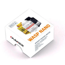 Load image into Gallery viewer, Oumier Wasp Nano RDTA Rebuildable Tank Atomizer