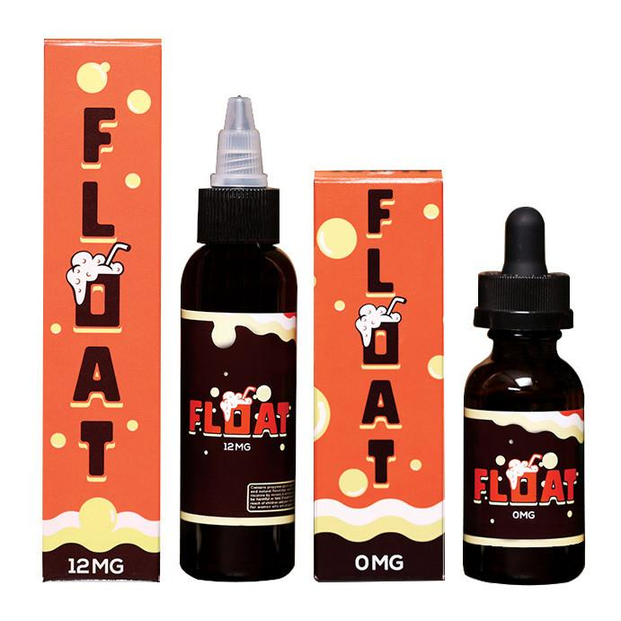 Float E-Juice - Root Beer Float + Vanilla Ice Cream E-Liquid (30/60ml)