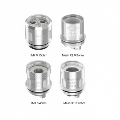 GeekVape Super Mesh Coil for Aero, Cerberus, Shield, TFV8 Baby (5 pack)
