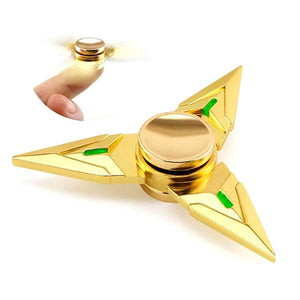 Ninja Star Shuriken Fidget Spinner (2 colors available)