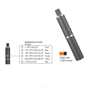 Herbstick ECO Fyhit Portable Herbal Vaporizer Pen