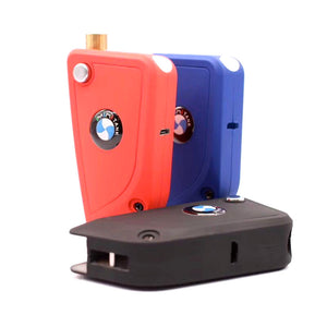 Key-Fob Oil Cart Vape Battery w/ 510 Flip-Out Connector (650mAh)
