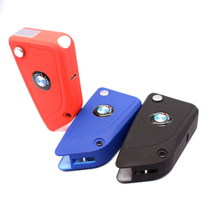 iMini Key-Fob Oil Cart Vape Battery w/ 510 Flip-Out Connector (650mAh)