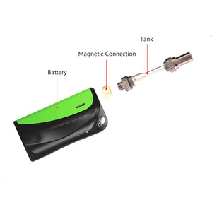 Itsuwa Soul Vape Battery for Oil Cartridges (1000mAh)