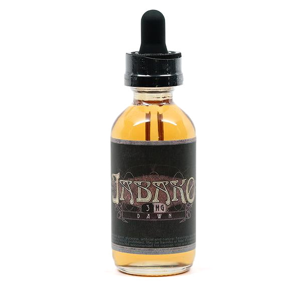 Jabako Dawn E-Liquid - Sweet Tobacco E-Juice (30/60ml)