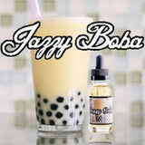 Jazzy Boba - Jasmine Milk Tea E-Liquid (30ml)