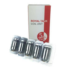 Load image into Gallery viewer, Jomo Royal 100 Replacement Coils (5 pack)