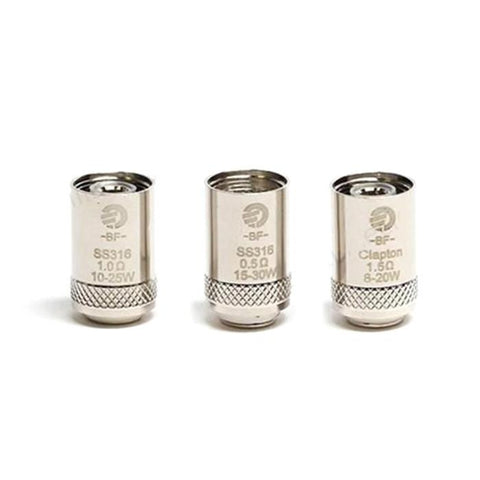 Joyetech BF Coils for eGo AIO / Cuboid Mini / Cubis / eGrip 2 (5 pack)