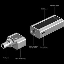 Load image into Gallery viewer, Joyetech Cuboid Mini Mod Vape Kit - 5ml (2400mAh)