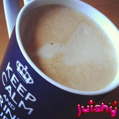 Hipster Blend Coffee E-Liquid by Juishy E-Juice