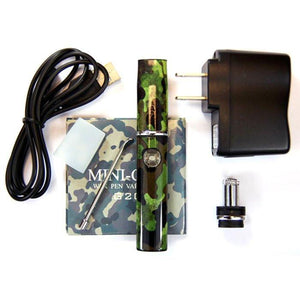 Dripstick Camo 2-in-1 Vape Pen for Herb/Wax