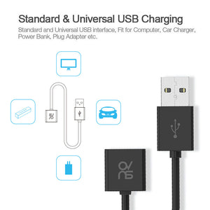 OVNS charging cable for JUUL USB charging options