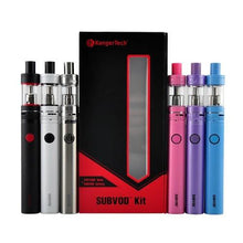 Load image into Gallery viewer, Kanger Subvod Starter Kit Mod + Toptank Nano - 3.2ml (1300mAh)