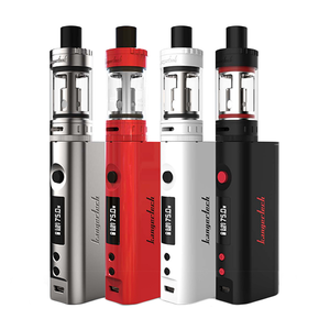 Kanger Topbox Mini Starter Kit 75W Kbox TC Mod w/ Toptank Mini - 4ml