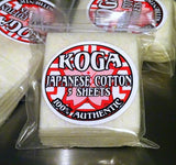 KOGA Japanese Organic Cotton Sheets