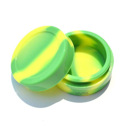 Large Silicone Non-Stick Wax Container (22ml)