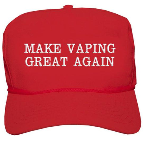 Make Vaping Great Again Dad Hat