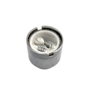 Max Atomizer for Herb/Wax - Triple Coil or Dual Coil (Quartz, Wick, Ceramic, Spiral)