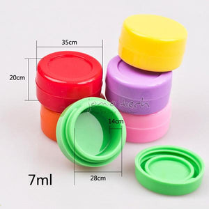 Medium Silicone Wax Jar (7ml)