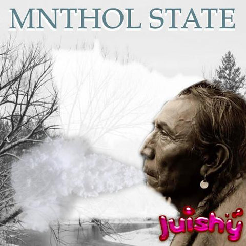 MNthol State E-Liquid by Juishy E-Juice