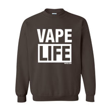 Load image into Gallery viewer, Vape Life Sweatshirt (7 colors)