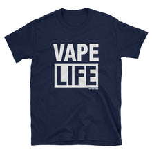 Load image into Gallery viewer, Vape Life T-Shirt For People About The Life V/\