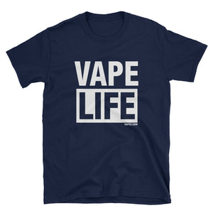 Vape Life T-Shirt For People About The Life V/\