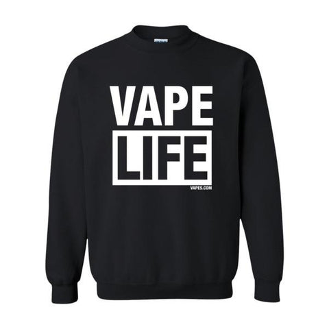 Vape Life Sweatshirt (7 colors)