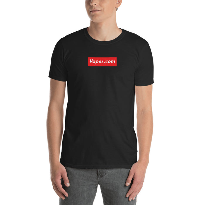 Super Vapes.com T-Shirt Short-Sleeve Unisex Tee