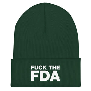 Fuck the FDA Beanie Cap
