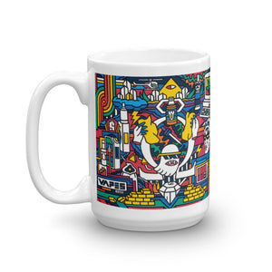 Vapes Nation Ceramic Mug Coffee Cup