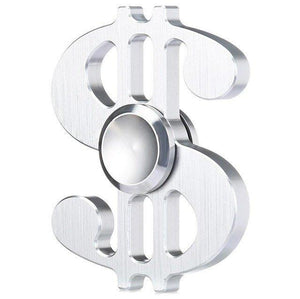 Dollar Sign Money Fidget Spinner (5 colors available)