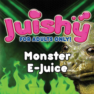 Monster E-Liquid (Demon Energy) by Juishy E-Juice (100ml)