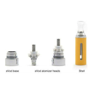 MT3 Clearomizer Atomizer Evod Style Tank w/ Replaceable Coil